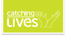 Catching Lives logo